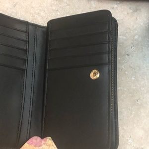 Marc Jacobs leather small wallet